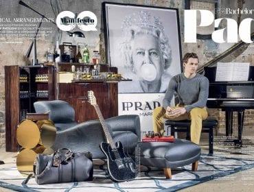 Maurizio Pellizzoni presents: A GQ Bachelor Pad