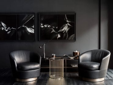 Katherine Maginnis x Minotti London: Where art meets interiors