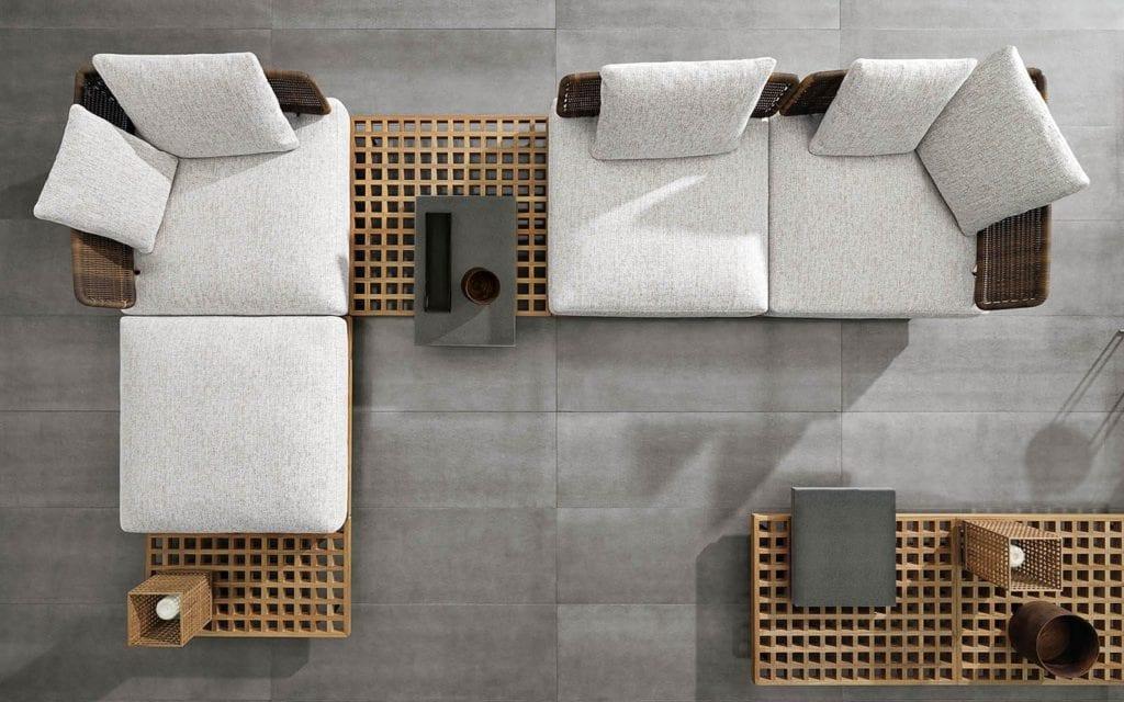Minotti Quadrado Collection