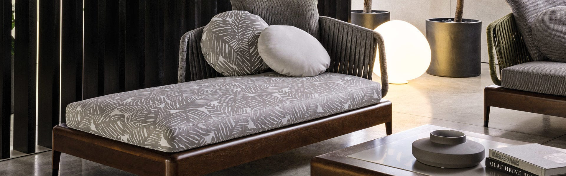 Indiana Chaise Longue