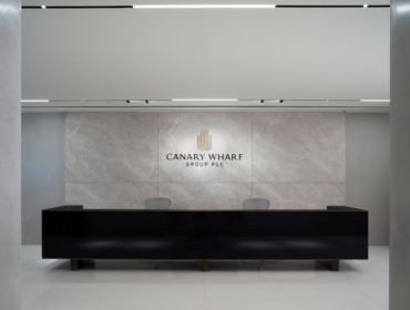Minotti London at Canary Wharf