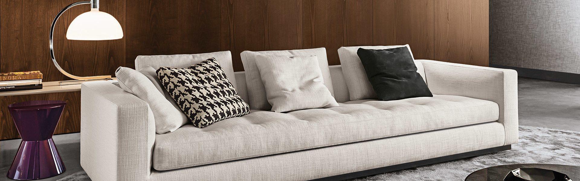 Andersen Line Quilt Sofa