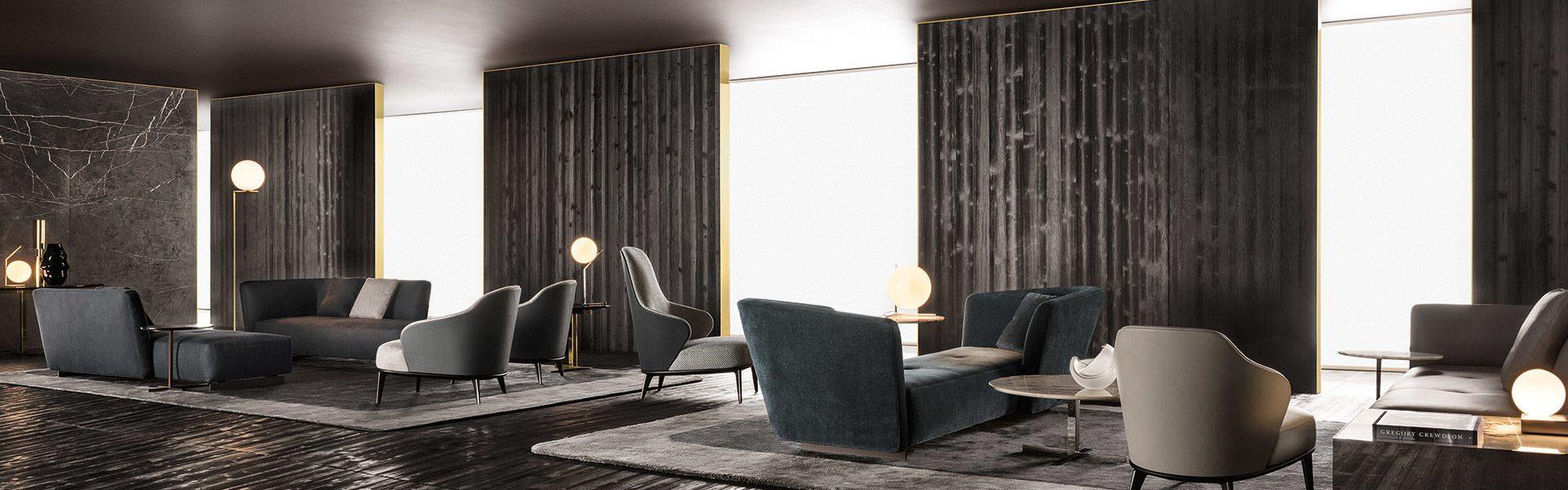Lounge Seymour Sofa