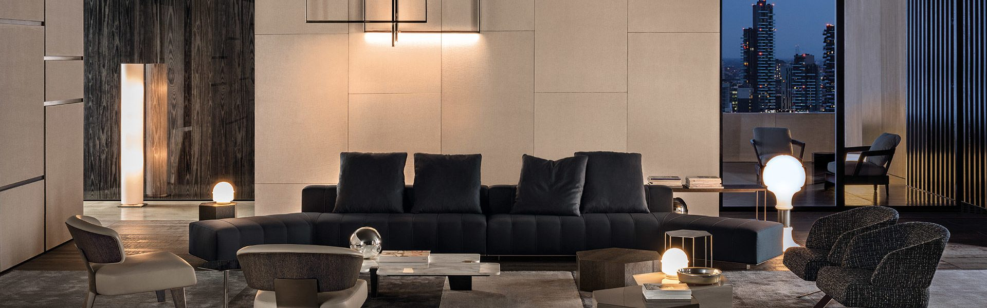 Freeman Lounge Sofa