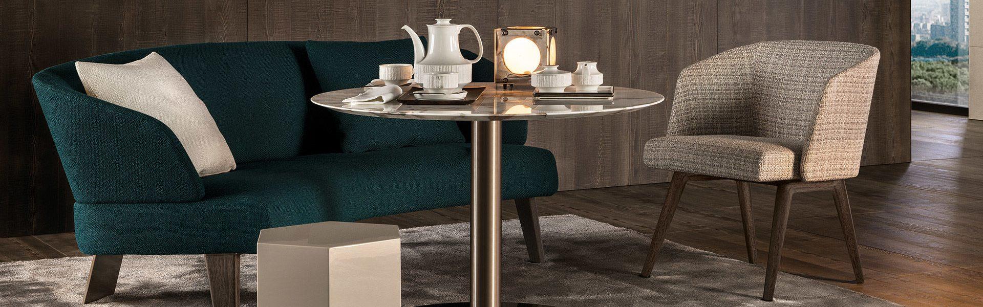 Bellagio Lounge Bronze Table