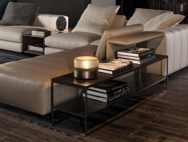 Calder Bronze Coffee Table