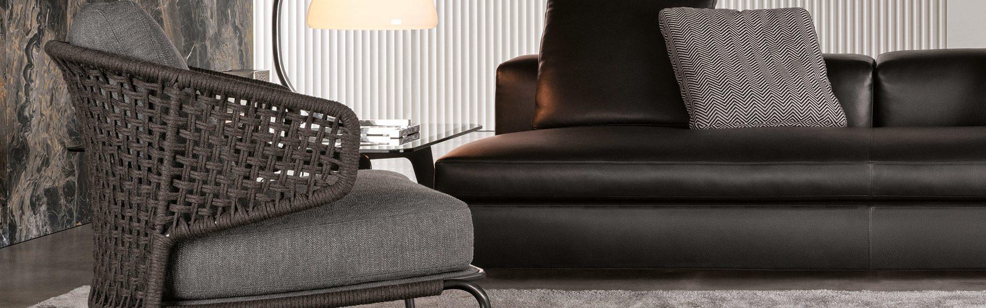Aston Cord Indoor Armchair