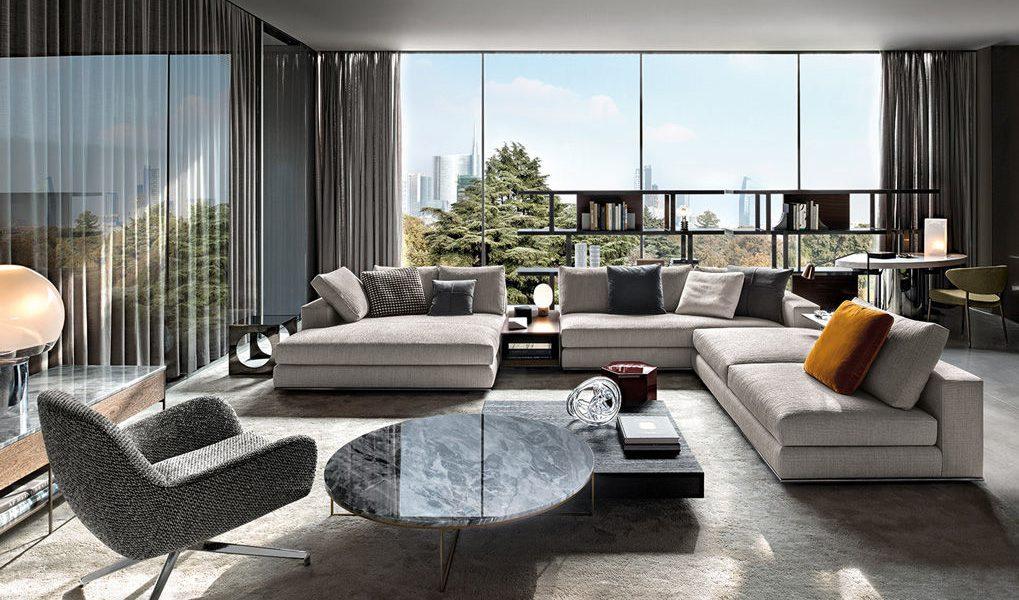 The Minotti Sofa – A Design Classic