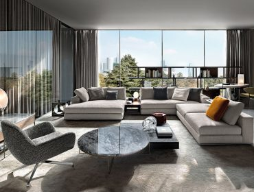 The Minotti Sofa – A Design Classic