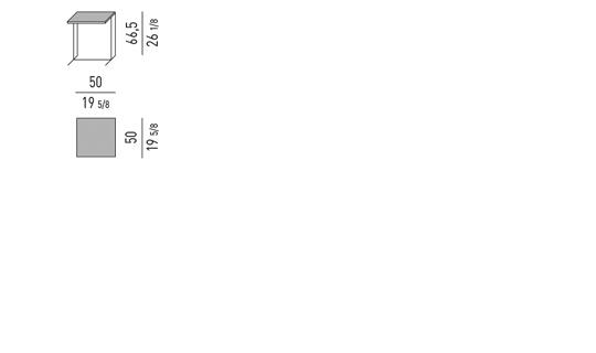LEGER HAMILTON BLACK-NICKEL - SADDLE-HIDE TOP