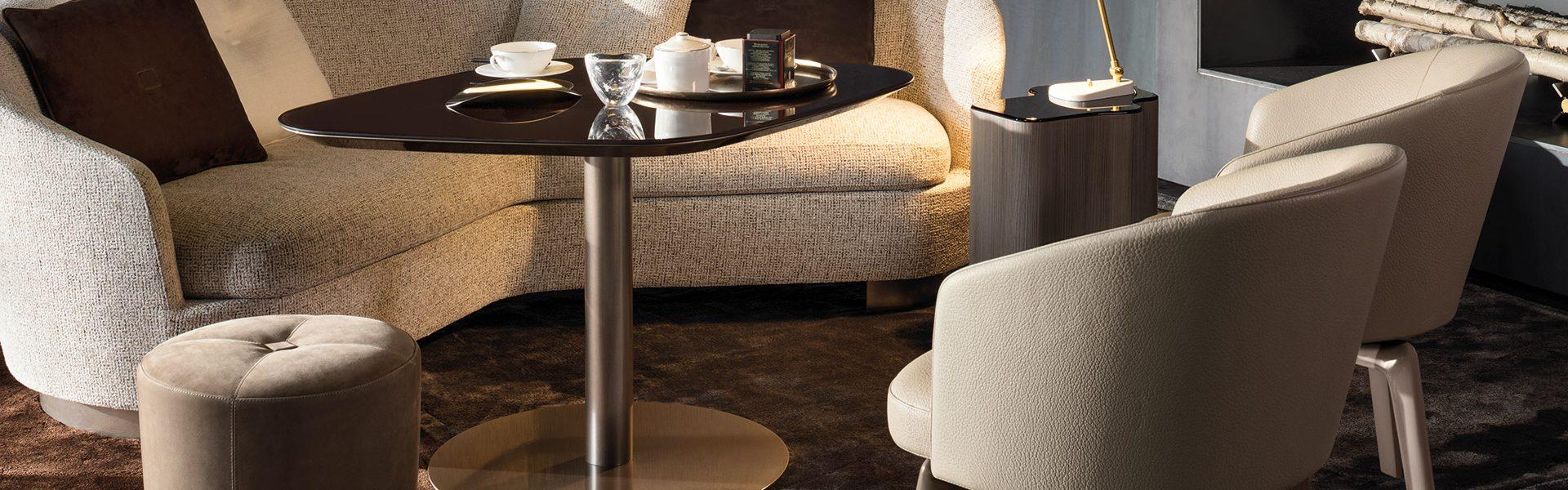 Diamond Lounge Table