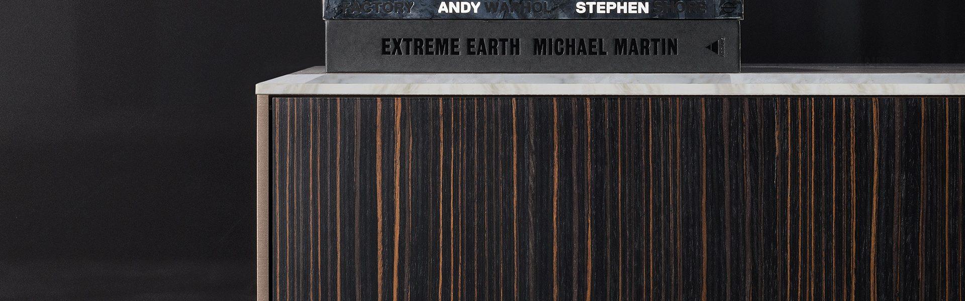 Calder Bronze Sideboard