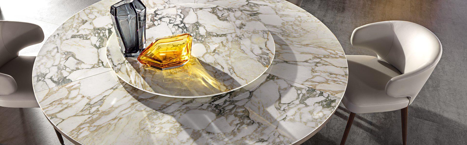 Morgan Marble Table