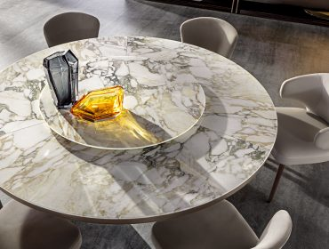 Morgan Marble Table
