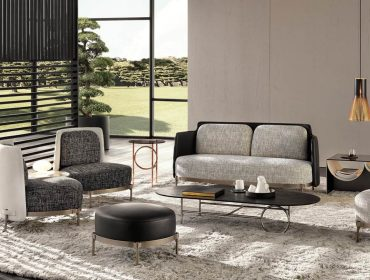 Minotti Launches Groundbreaking 2018 Collection at Salone del Mobile Milan