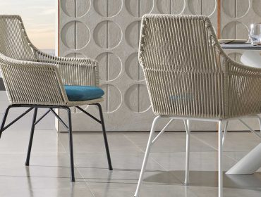 York Cord Outdoor Chair