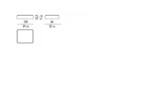 CUSHION CM 100X84