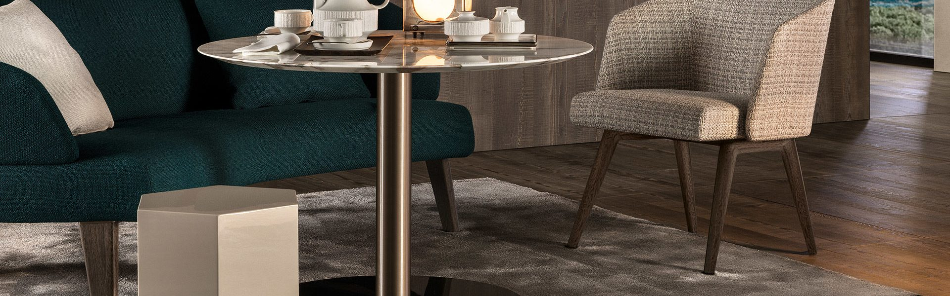 Reeve Lounge Little Dining Chair