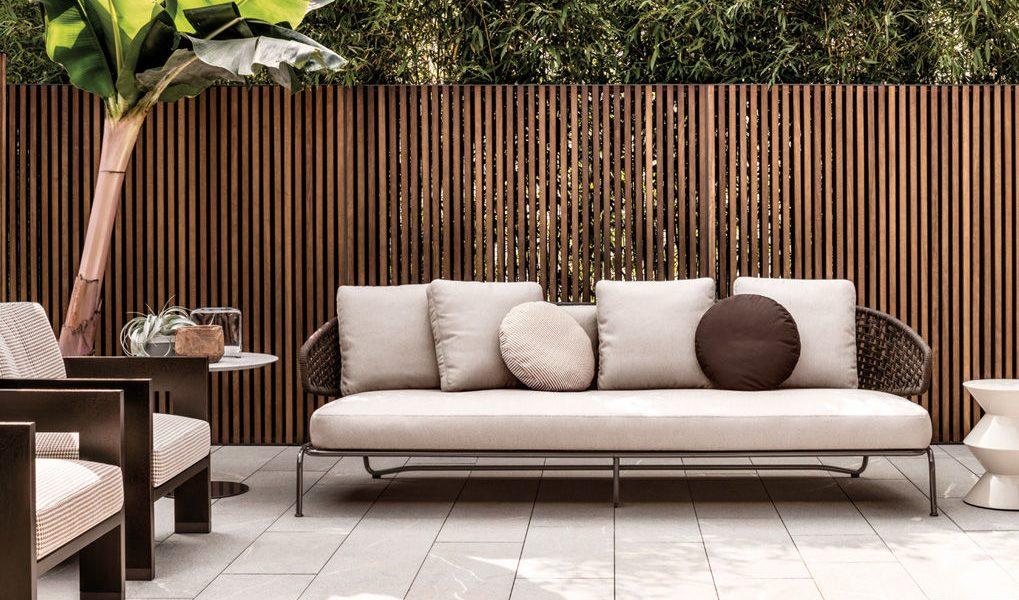 Aston Cord Outdoor Sofa