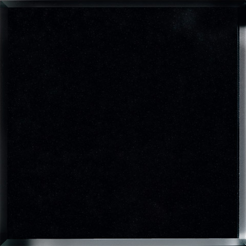 Black Backpainted