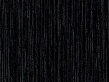 Brushed Black Open-Pore Lacquered Oak