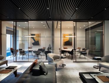 Canary Wharf, Offices