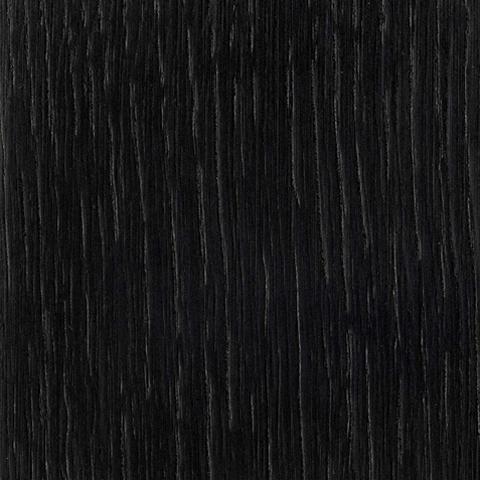Black open-pore Lacquered Oak