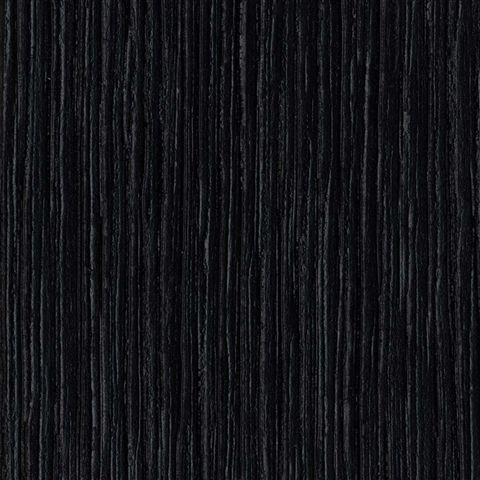 Black Sand-blasted Laquered Oak