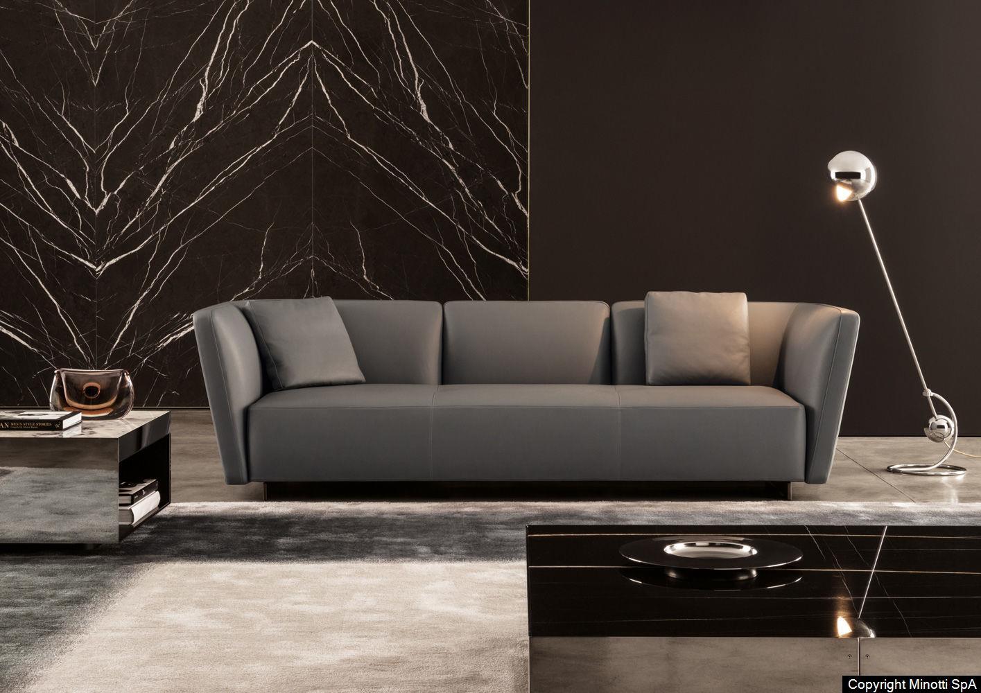 Minotti Lounge Seymour sofa