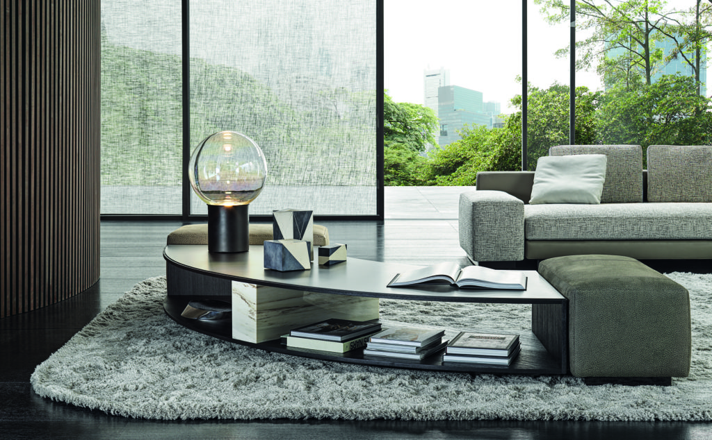 Amber sideboard by Christophe Delcourt design