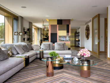 A Kensington Penthouse – Private residence