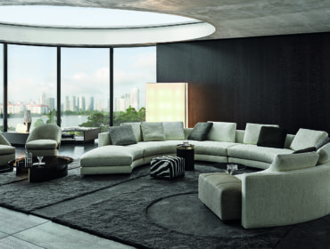 Minotti 2019 Collection unveiled – Salone Del Mobile, Milan