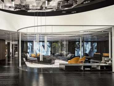Minotti – Salone Del Mobile, The Space