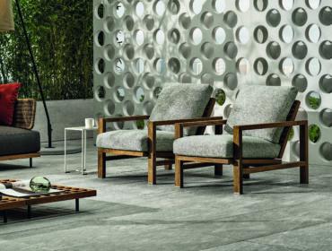Quadrado Outdoor Armchair