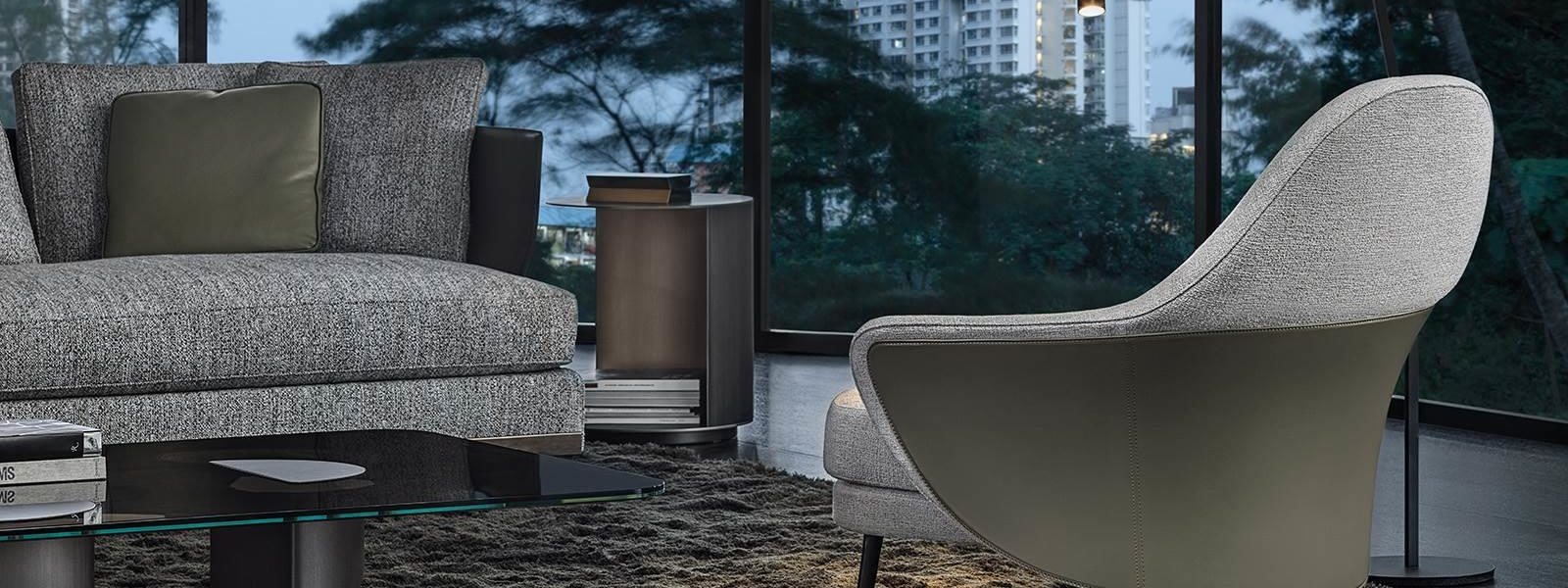 Minotti Angie Armchair Wins Archiproducts Design Award
