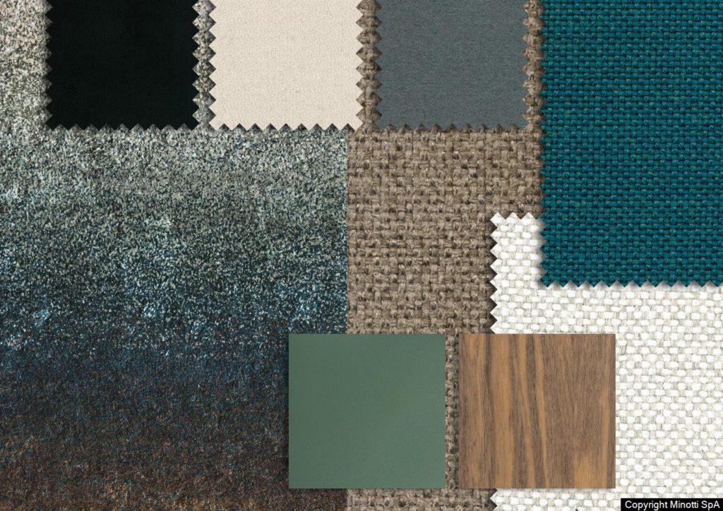 minotti fabrics