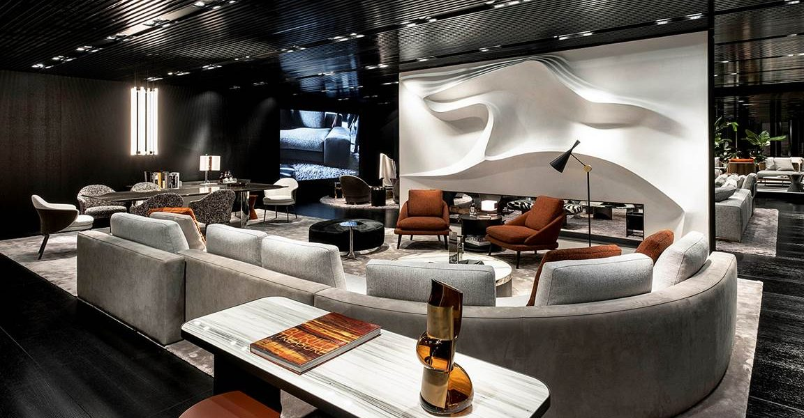 Minotti London 2020 Collection – Lounging