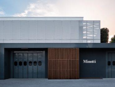Minotti Restarts Manufacturing