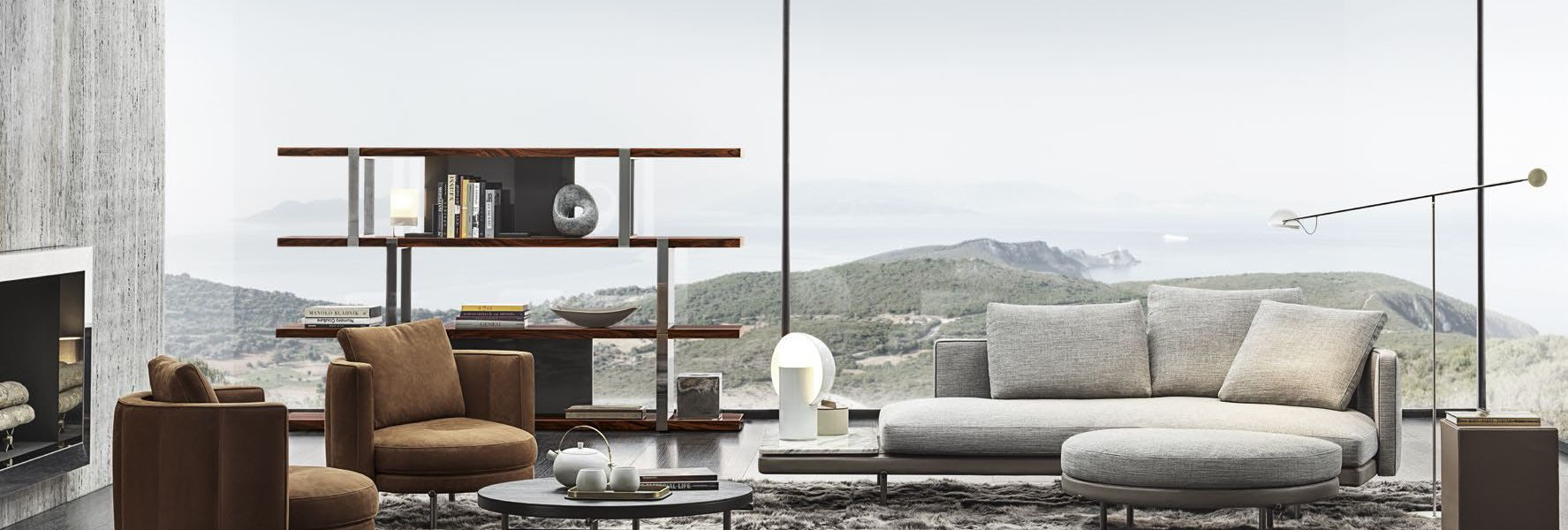 Launch of the Minotti 2020 Indoor Collection