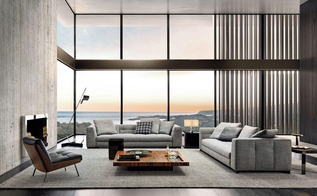minotti 2020 indoor collection