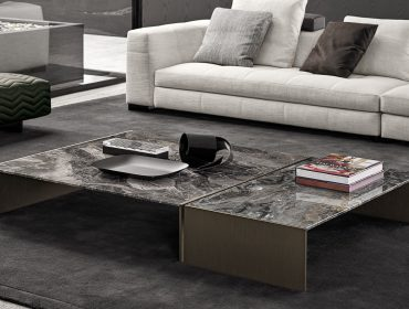 Linha Coffee and Dining Table