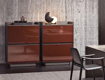 Darren Dining Vertical Cabinet