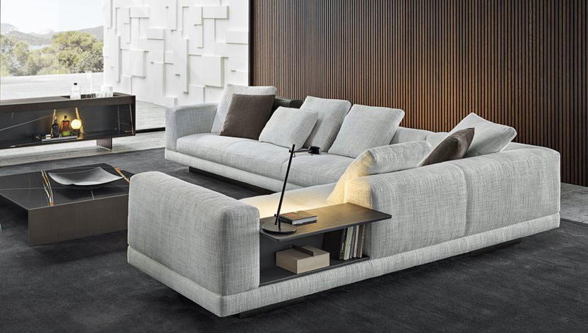minotti showroom