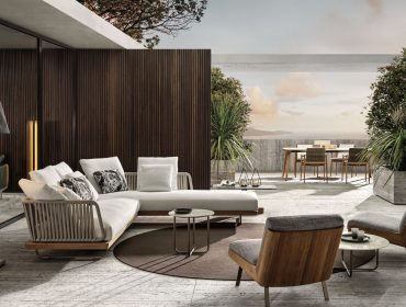 Launch of the Minotti 2020 Outdoor Collection