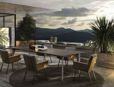 Terrace Outdoor Dining Table