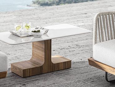 Block Outdoor Coffee Table